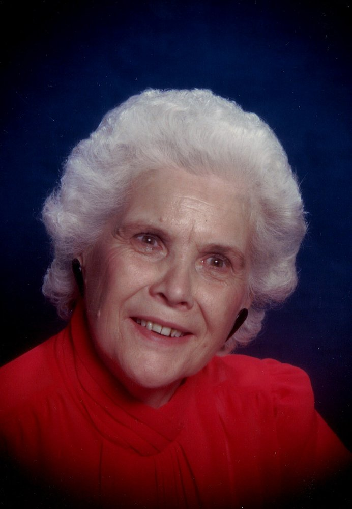 Obituary of Jessie Mae Coutts | Welcome to Badder Funeral